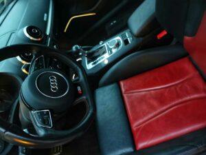 Audi s3 kierownica czyszczenieaut