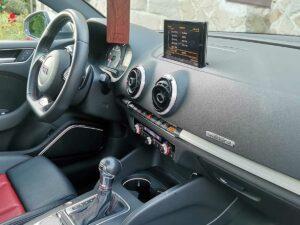 Audi s3 wnętrze czyszczenieaut