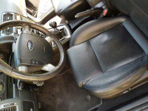 Ford Mondeo fotel czyszczenieaut