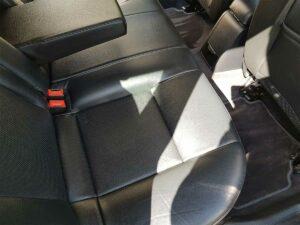 Ford Mondeo fotel tył czyszczenieaut